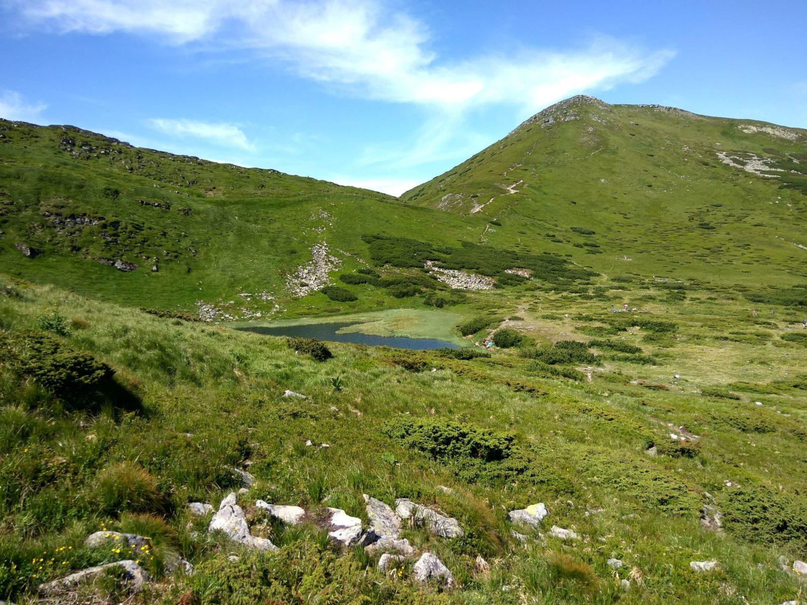 говерла - найвища вершина України