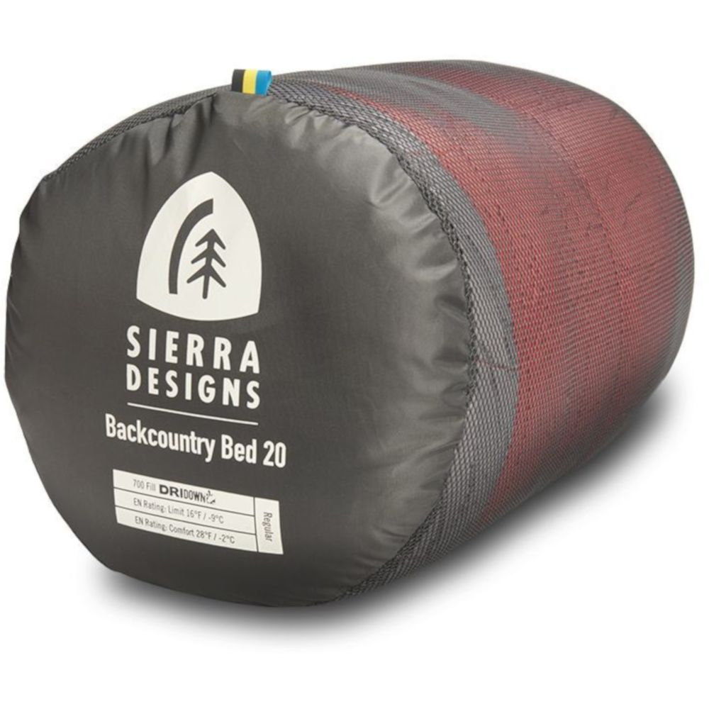 Sierra Designs Backcountry Bed 700F 20