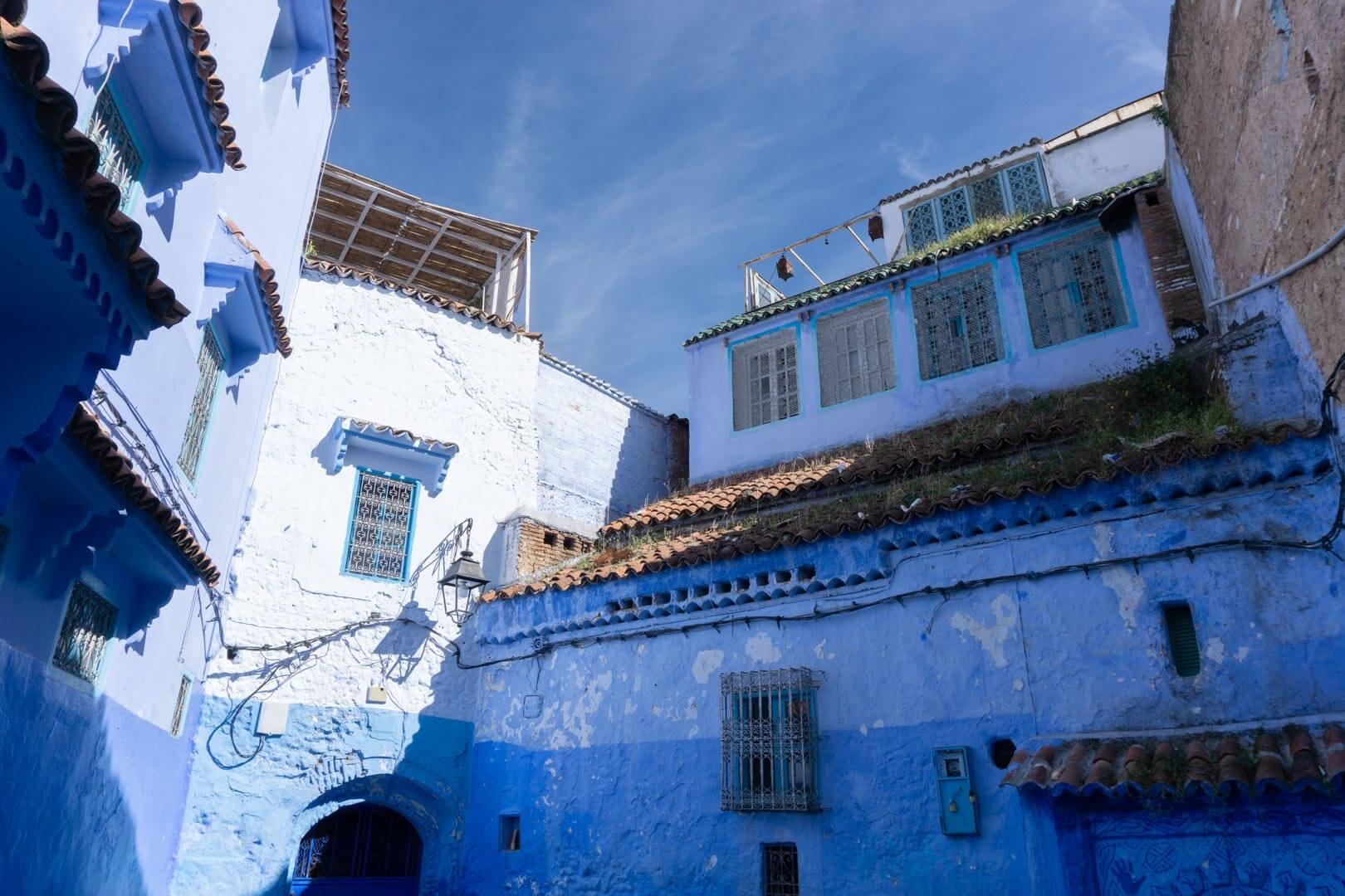 Марокко-Шефшауен