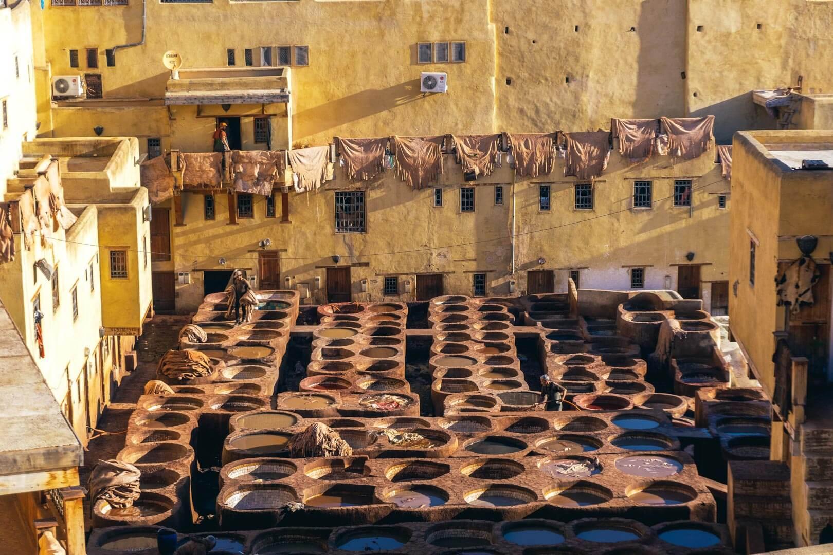 Марокко-Фес