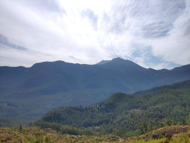 Східна Лікійська стежка