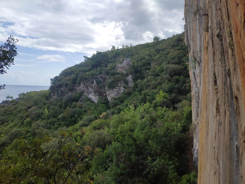 Східна Лікійська стежка - Чирали